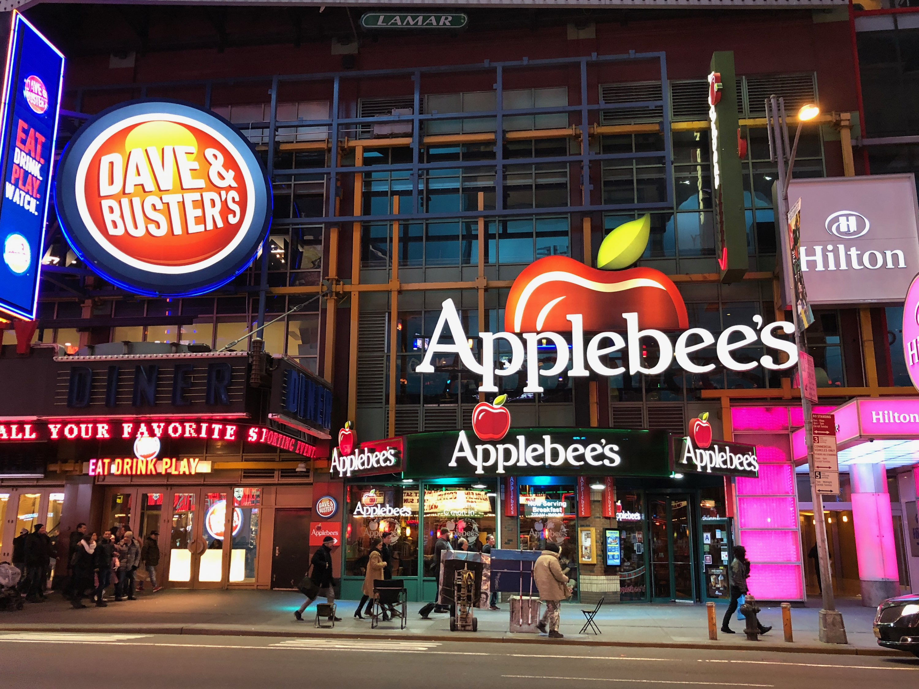 Apple Bees NYC