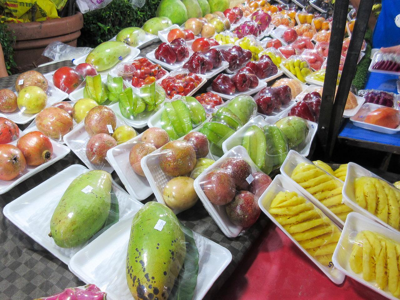Fruit Markets