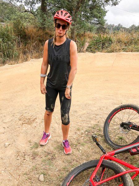 Mountain Bike Accident