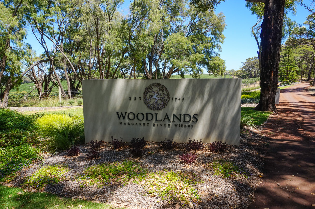 Woodlands Vineyard