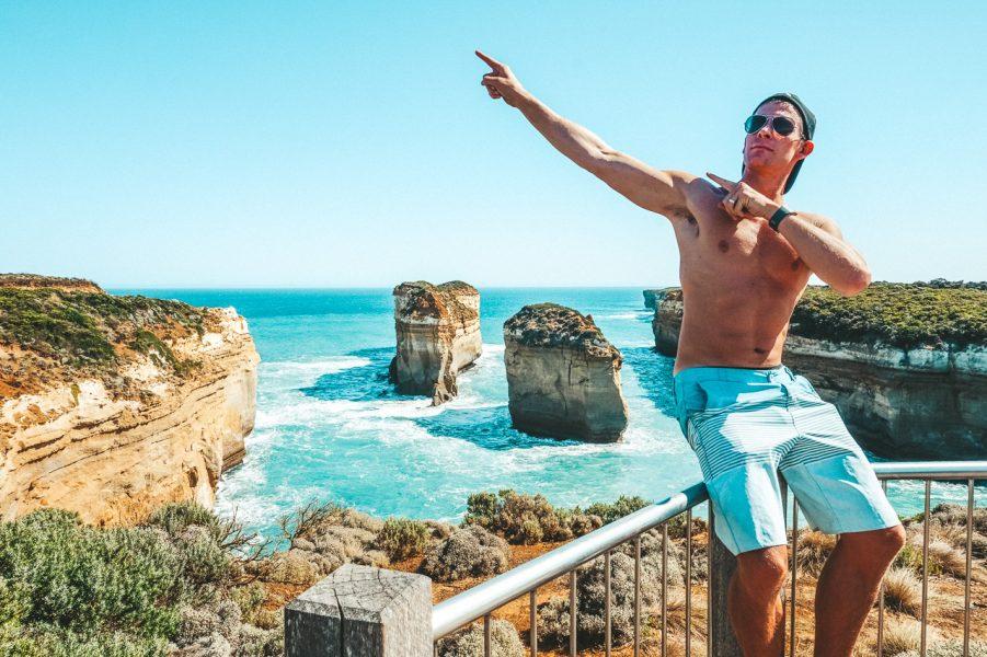 Carte Bali Road Trip.Adelaide To Melbourne Via The Great Ocean Road Ultimate