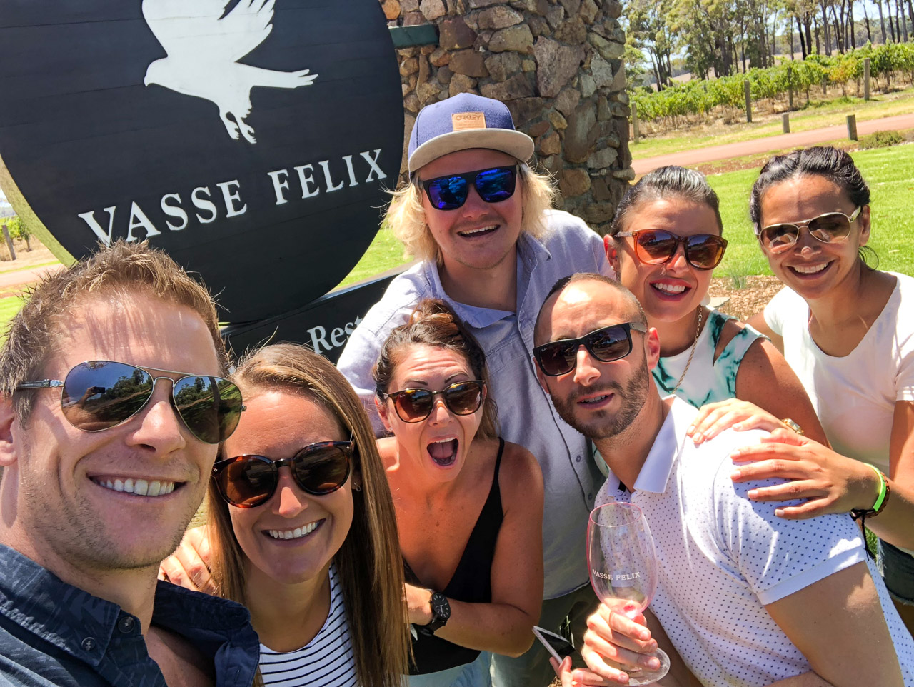 Vasse Felix Wine Tour Group