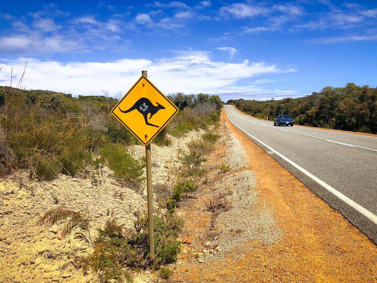 Wildlife Signs Australia