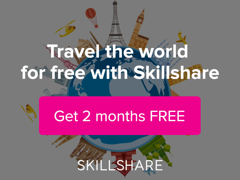 Travel the world for free