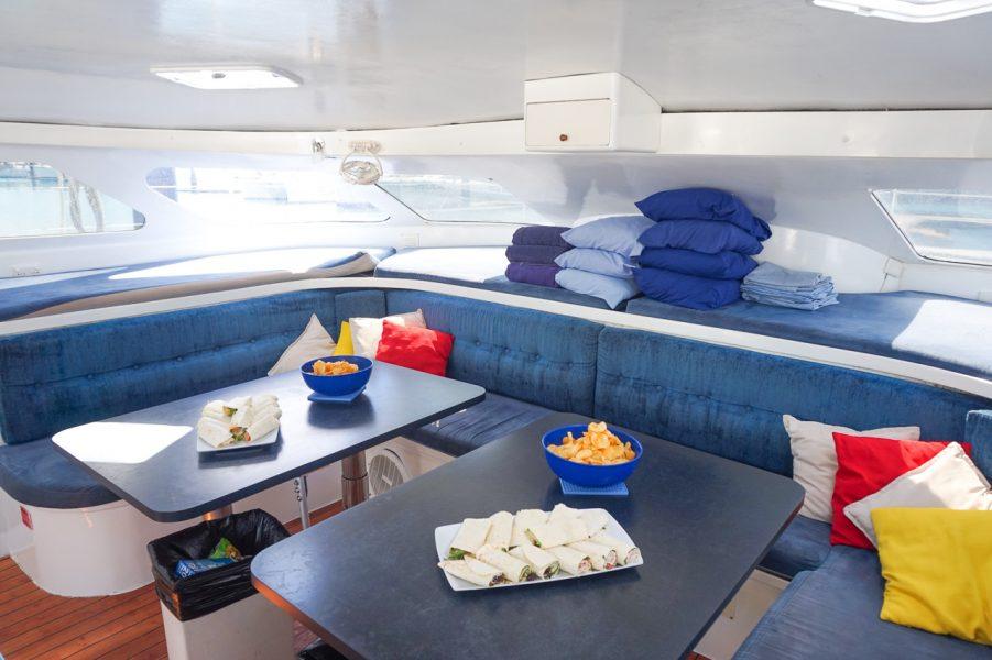 Powerplay Catamaran