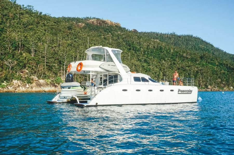 Powerplay Catamaran