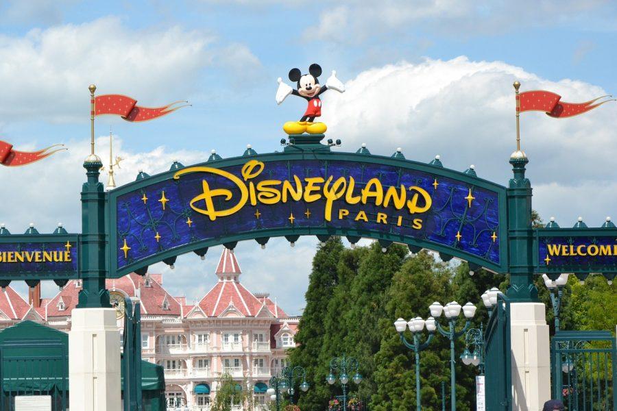 Disneyland Paris-France