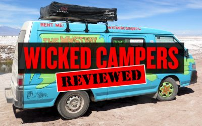 Wicked Campers Review: Our 7 Day Experience