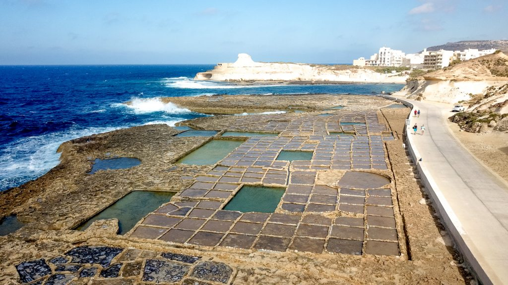 The Salt Pans