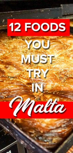 Malta Food You Must Try