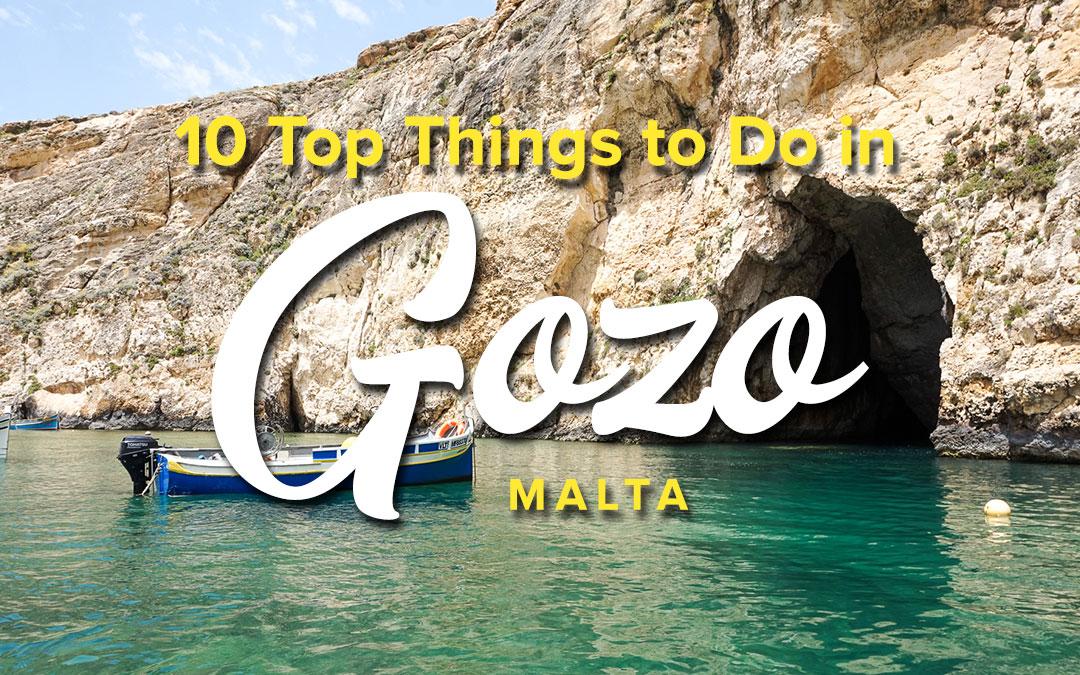 Gozo Malta Top Things to Do