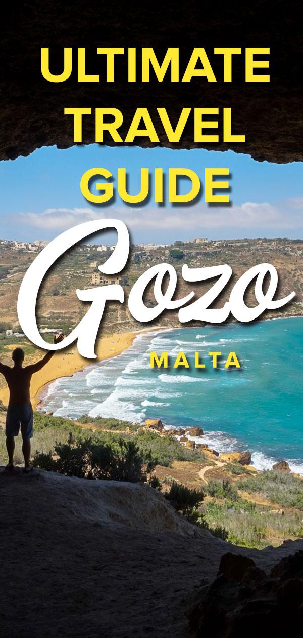Gozo Travel Guide, Pinterest
