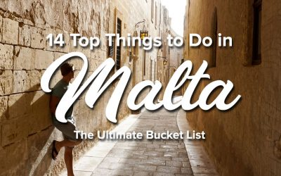 14 Top Things You MUST Do in Malta: The Ultimate Bucket List