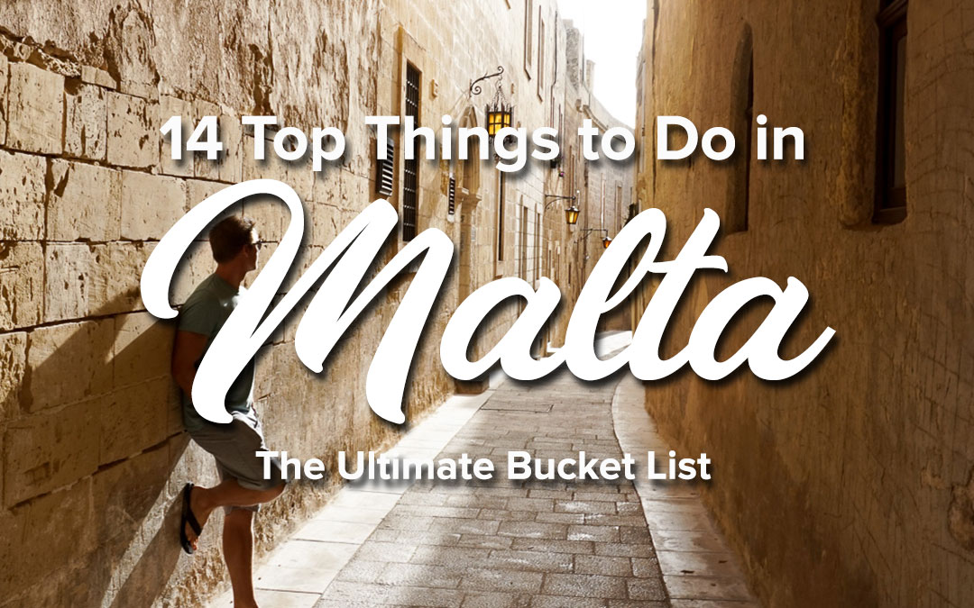 Malta Top Things to Do