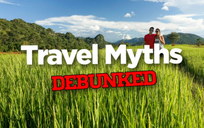 11 Common Travel Myths Debunked
