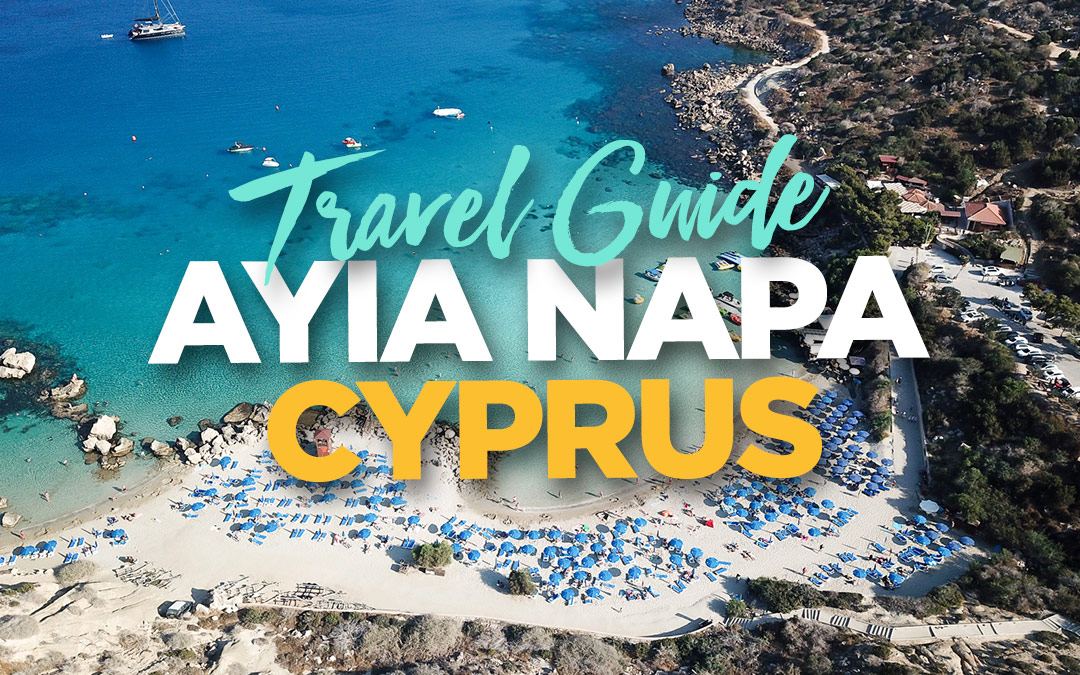 The Perfect Beach Escape in Ayia Napa, Cyprus