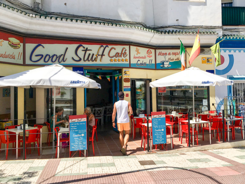 The Good Stuff Cafe