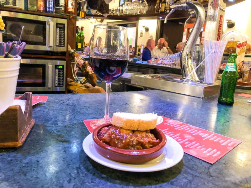 Bar Redondo