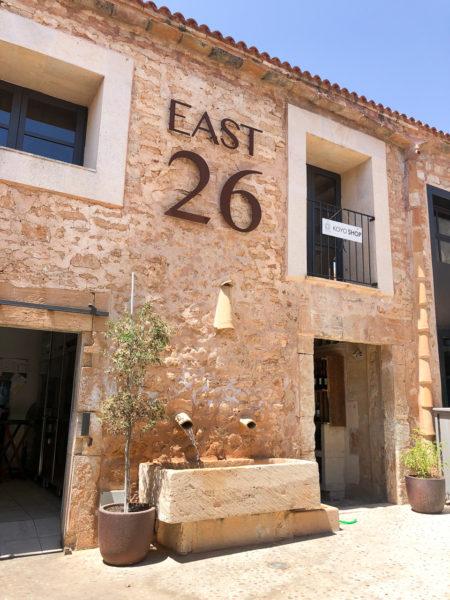 East 26