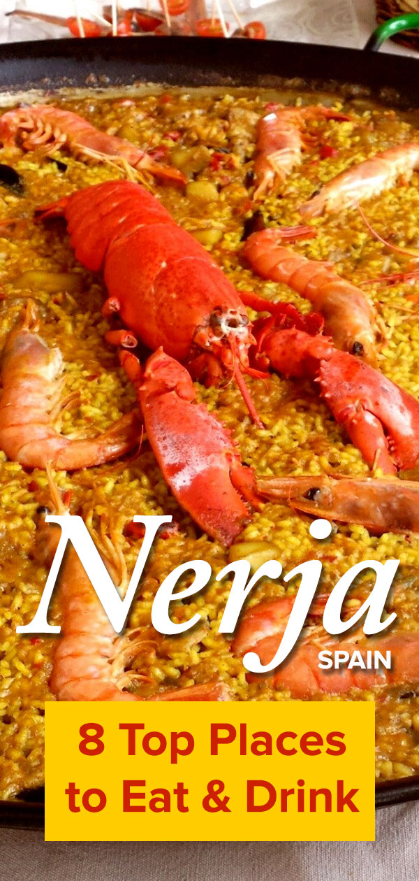 Nerja, Spain - Food & Drink Guide