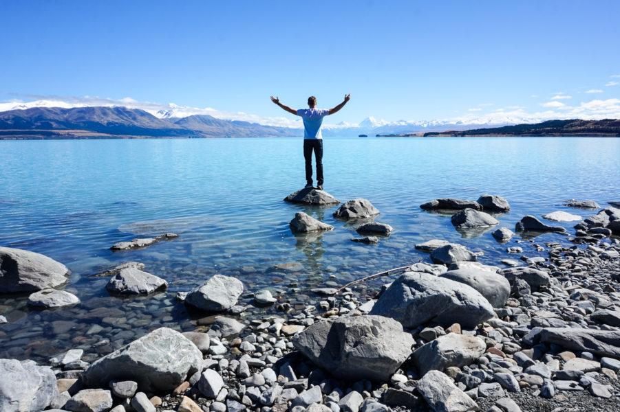 Lake Pukakai