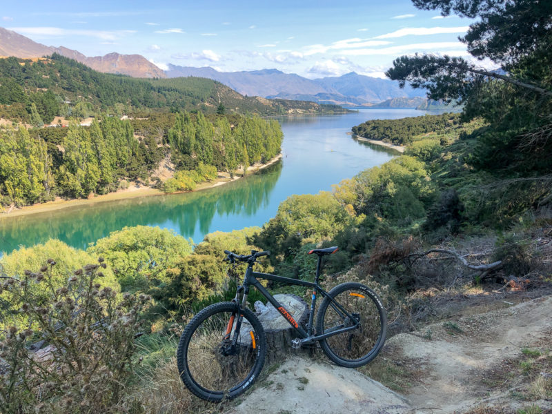 Mountain Biking in Wanaka