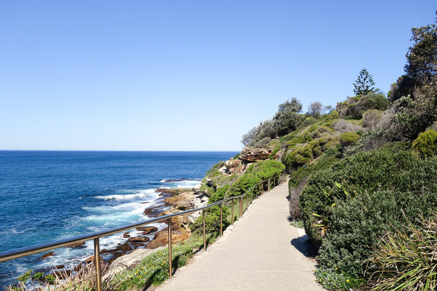 Bondi to Coogee Path