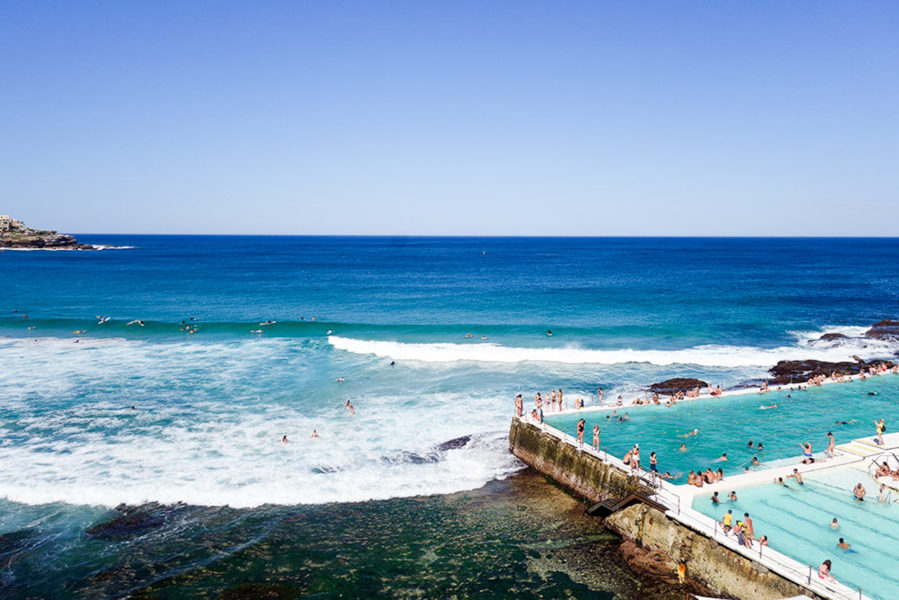Iceberg's Pool at Bondi Beach