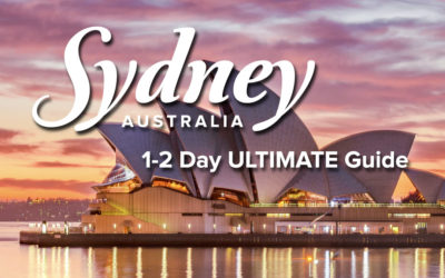 Ultimate 1-2 Day Sydney Itinerary + Travel Guide