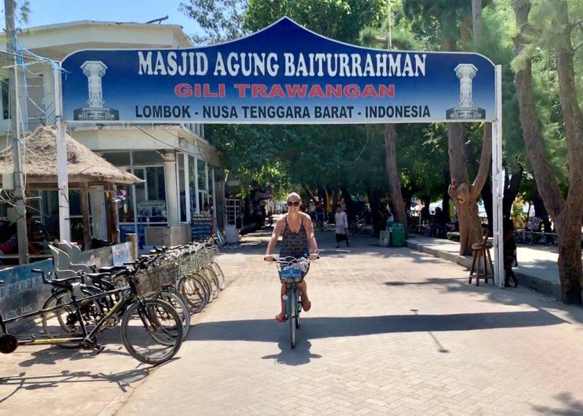 Rent a Bike Gili Islands