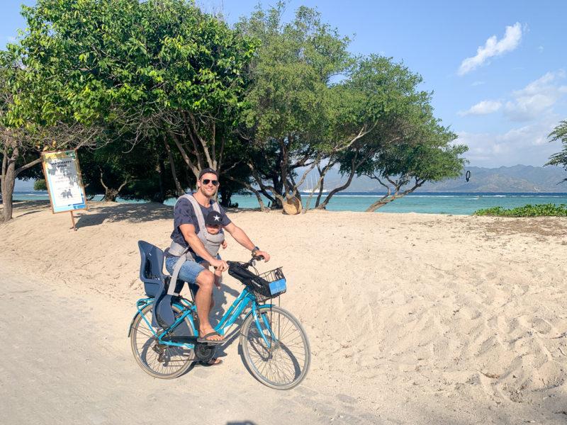 Rent a Bike - The Gili Islands