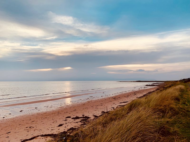 Ayrshire Coastal Path, Scotland