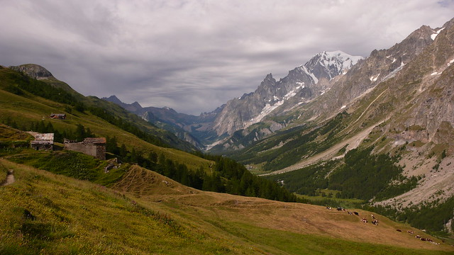 Tour du Mont Blanc, France/ Italy/ and Switzerland