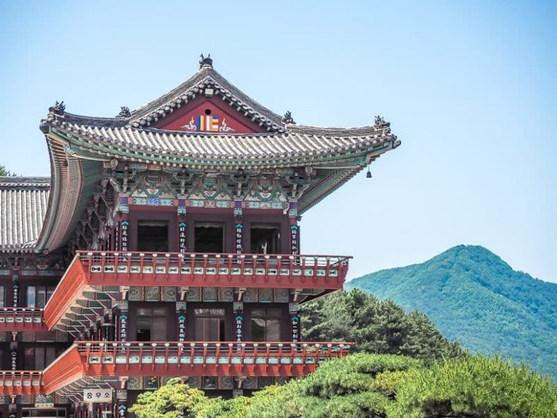 Samgwangsa Temple, Busan