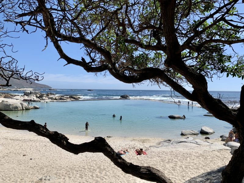 Camps Bay Tidal Pool