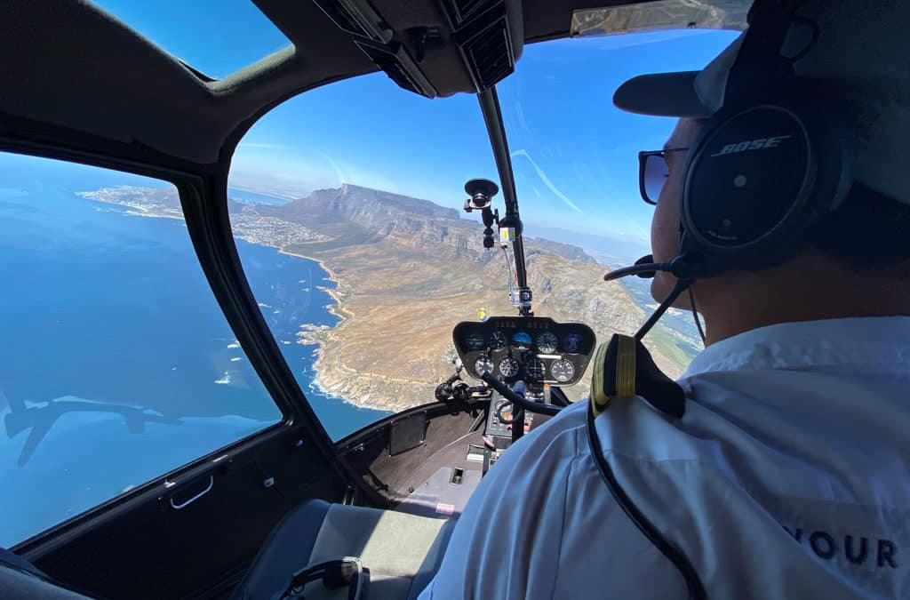 A Thrilling Account of our Cape Town Helicopter Ride