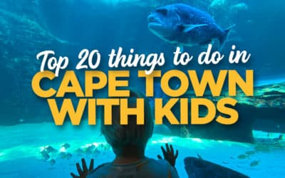20 Best Things to Do in Cape Town with Kids & Toddlers