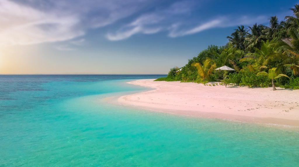 Pink Beach Bahamas