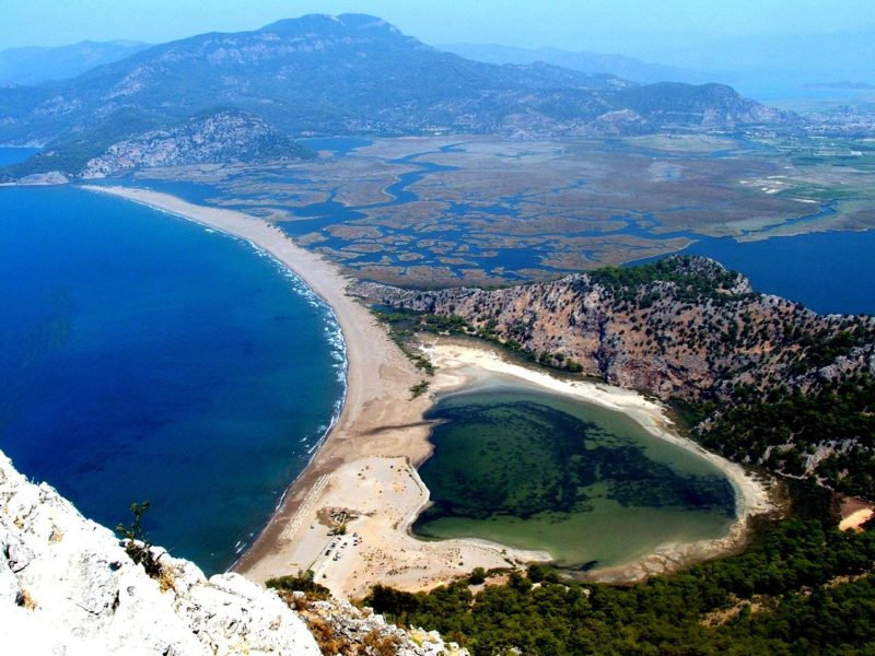 Iztuzu Beach, Turkey