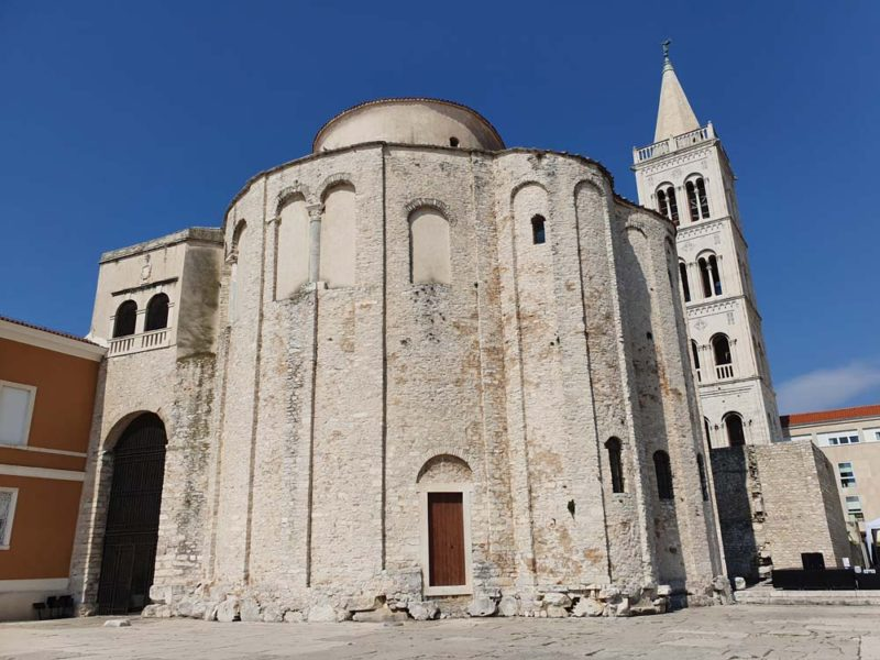 zadar-st-donatus-church